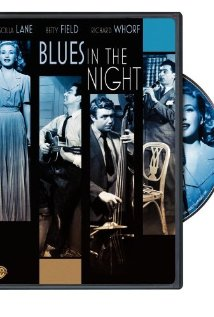 Blues in the Night (1941) cover
