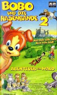 Bobo und die Hasenbande 2 - Abenteuer im Wald (1997) cover