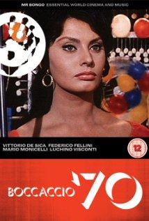 Boccaccio '70 (1962) cover