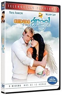 Cuidado con el ángel (2008) cover