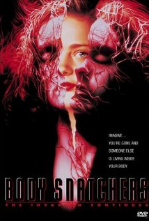 Body Snatchers (1993) cover