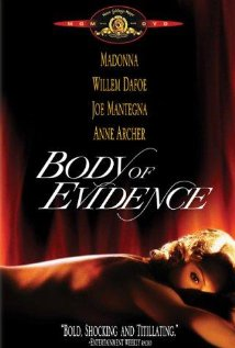 Body of Evidence (1993) cover