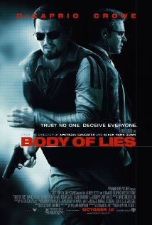Body of Lies (2008) cover