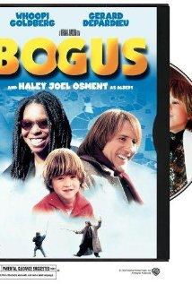 Bogus (1996) cover