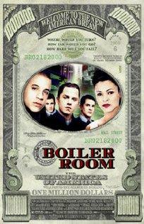 Boiler Room (2000) cover