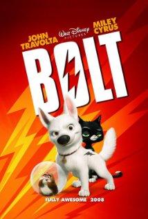 Bolt (2008) cover
