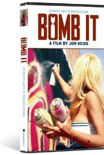 Bomb It (2007) cover