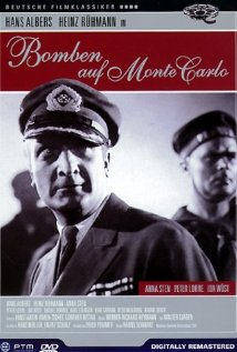 Bomben auf Monte Carlo (1931) cover