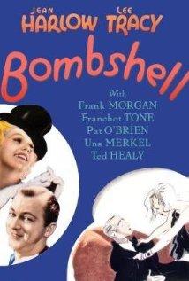Bombshell (1933) cover