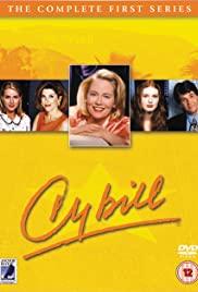 Cybill (1995) cover