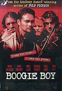 Boogie Boy (1998) cover