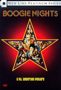 Boogie Nights (1997) cover