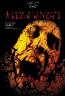 Book of Shadows: Blair Witch 2 (2000) cover