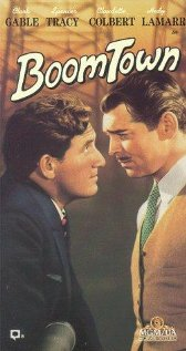 Boom Town (1940) cover
