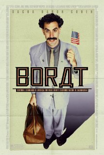 Borat: Cultural Learnings of America for Make Benefit Glorious Nation of Kazakhstan (2006) cover