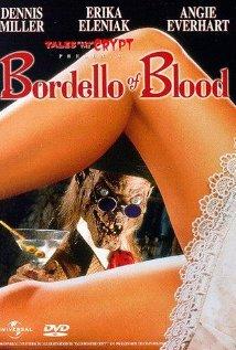 Bordello of Blood (1996) cover