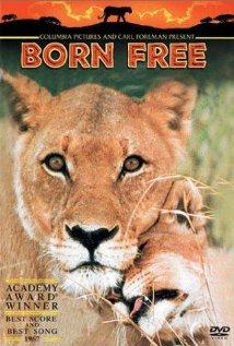 Born Free (1966) cover