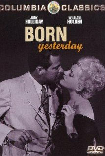 Born Yesterday (1950) cover