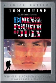Born on the Fourth of July (1989) cover