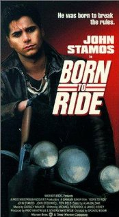 Born to Ride 1991 poster