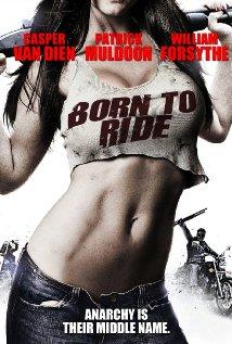 Born to Ride (2011) cover