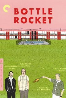 Bottle Rocket (1996) cover