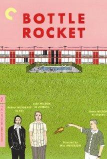 Bottle Rocket (1996) cover