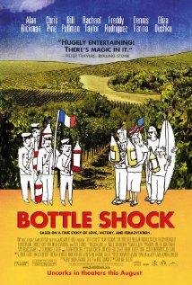 Bottle Shock (2008) cover