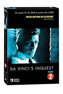 Da Vinci's Inquest (1998) cover