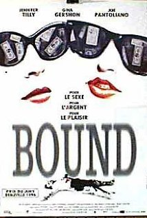 Bound 1996 poster