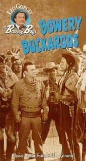 Bowery Buckaroos (1947) cover