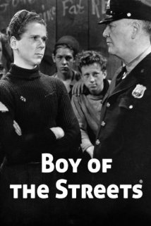 Boy of the Streets (1937) cover