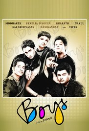 Boys (2003) cover