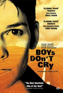 Boys Don't Cry 1999 poster