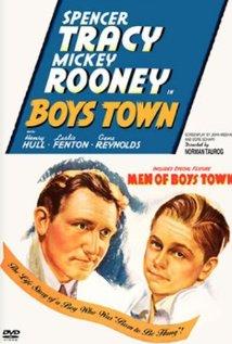Boys Town 1938 poster