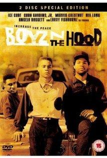 Boyz n the Hood (1991) cover