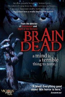 Brain Dead (2007) cover