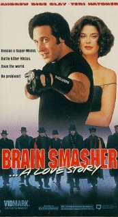 Brain Smasher... A Love Story (1993) cover