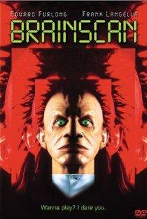 Brainscan (1994) cover