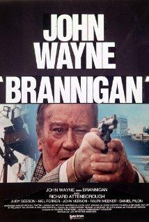 Brannigan (1975) cover
