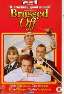 Brassed Off (1996) cover