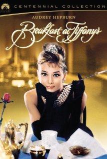 Breakfast at Tiffany's 1961 poster