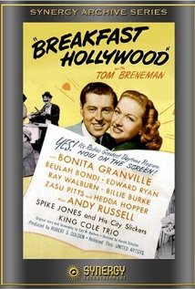 Breakfast in Hollywood (1946) cover