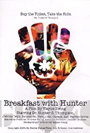 Breakfast with Hunter (2003) cover