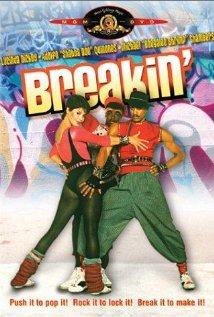Breakin' (1984) cover