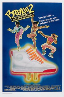 Breakin' 2: Electric Boogaloo (1984) cover