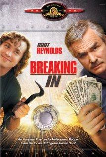 Breaking In (1989) cover