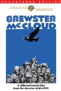 Brewster McCloud (1970) cover