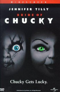 Bride of Chucky (1998) cover