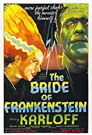 Bride of Frankenstein (1935) cover